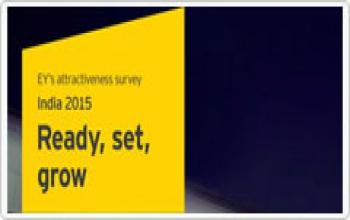 EY's attractiveness survey India 2015: Ready, set, grow