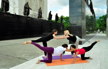 Venezuela gets ready to celebrate IDY 2016