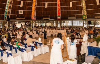 International Day of Yoga 2016 celebrated in Maracay