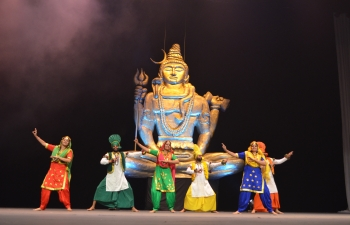 Indian Music and Dance Festival 2016 at Teresa Carreño Theater
