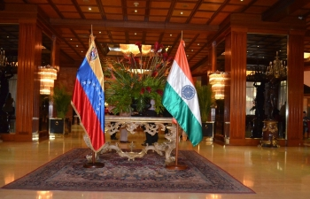 68th Republic Day of India reception celebrated in Caracas