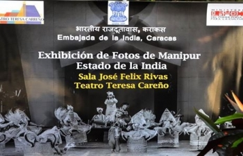 Photo Exhibition on Manipur State of India