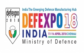 DEFEXPO 2018 Hon'ble Prime Minister will inaugurate the DEFEXPO 2018 on April 12, 2018 at 10:00 (IST).