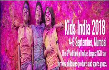 Kids India 2018: A unique opportunity for toys and sports goods traders