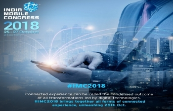 INDIA MOBILE CONGRESS (IMC) 2018