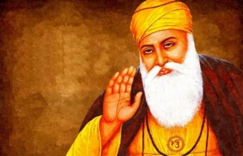 Commemoration of the 550th Birth Anniversary of Shri Guru Nanak Devji