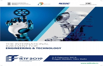 International Engineering and Technology Fair 2019