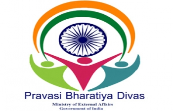 Celebration of 15th Pravasi Bharatiya Divas from 21-23 January, 2019 at Varanasi September 15, 2018