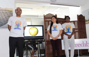 5th International Day of Yoga