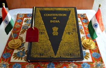 Celebration of Constitution Day