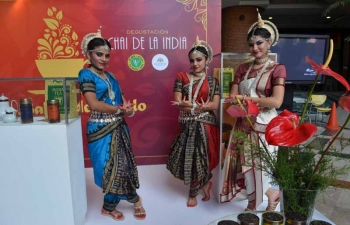 Exhibition of Indian Tea