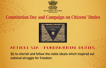 Constitution Day and Campaign on Citizens' Duties