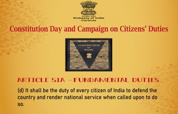 Constitution Day and Campaign on Citizens Duties..
