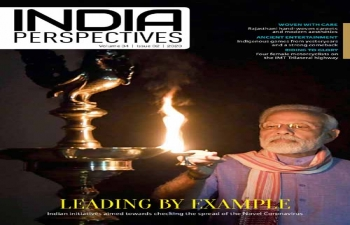 New Edition of India Perspectives..