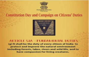 Constitution Day and Campaign on Citizens Duties (51A-G)
