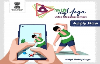 """My Life My Yoga"" Video Blog Competition Rules and Guidelines for Contestants"