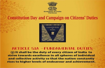 Constitution Day and Campaign on Citizens' Duties (51A-J)