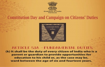 Constitution Day and Campaign on Citizens Duties (51A-K)
