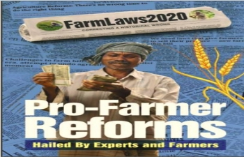 Compilation of articles on farm laws.