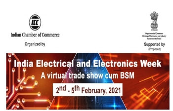 Indian Electrical and Electronics Week from 2nd to 5th February 2021