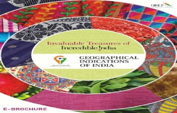 A catalogue with an overview of some of the geographical indication (GIs) products by each State of the Indian Union prepared by India Brand Equity Foundation (IBEF)