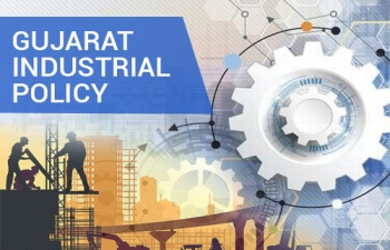 The State Government of Gujarat has announced a new Industrial Policy 2020 (from 7 August 2020 to 7 August 2025)