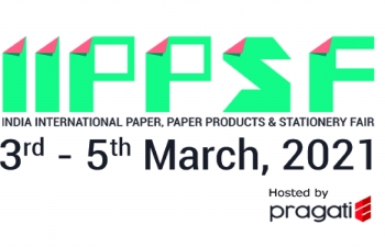 India International Paper, Paper Products & Stationery Fair from 03-05 March 2021